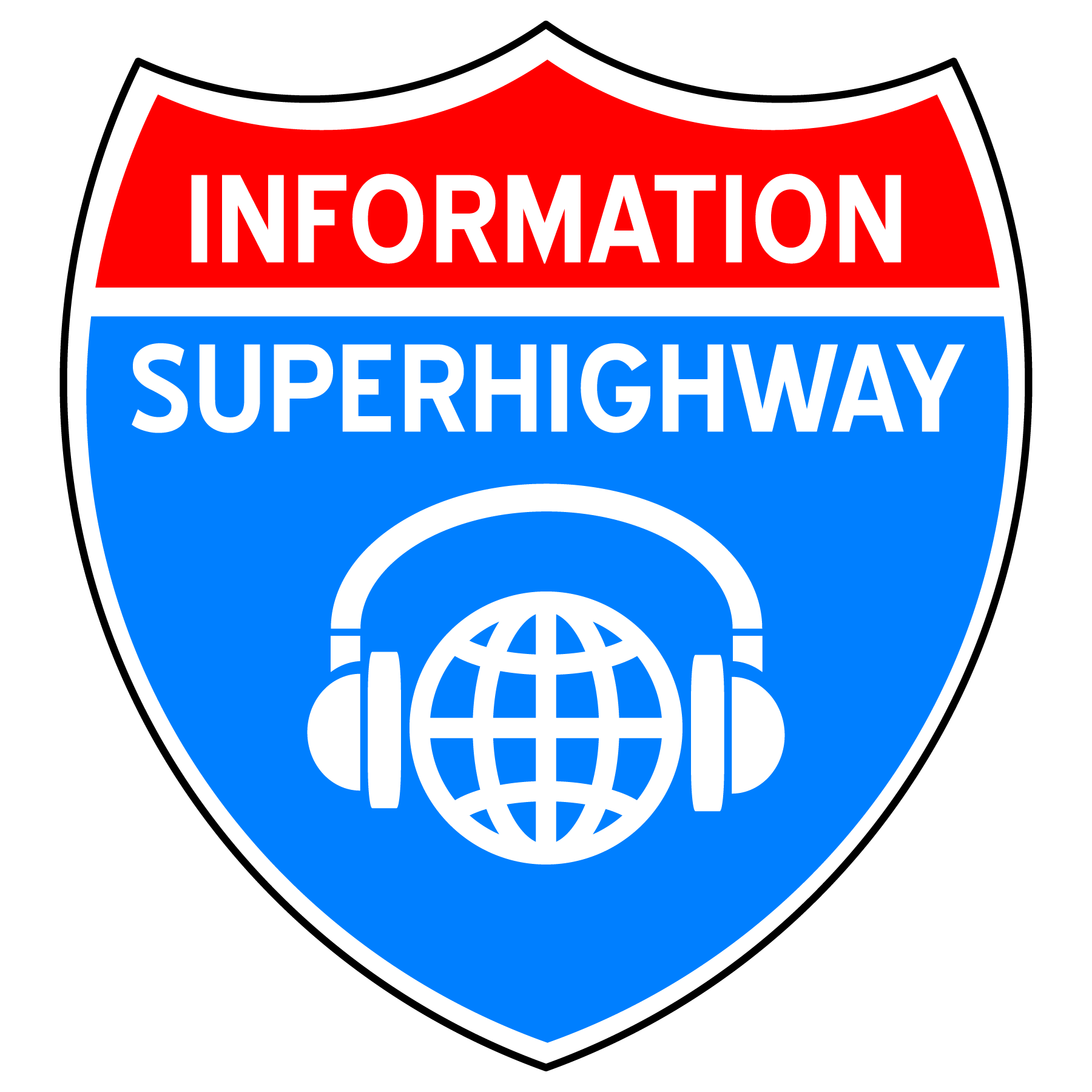 Information Superhighway Logo